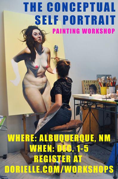 Image of The Conceptual Self Portrait Workshop 2021