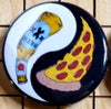 Pizza and Beer Yin To My Yang