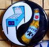 Pinball and Beer Yin To My Yang