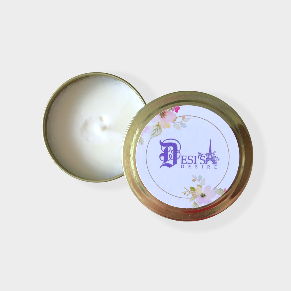 Image of NEW!  Candle - 4 ounce