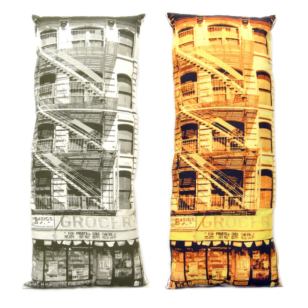 Image of Throop Deli Pillow