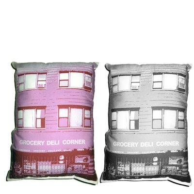 Image of Bedford Bodega Pillow
