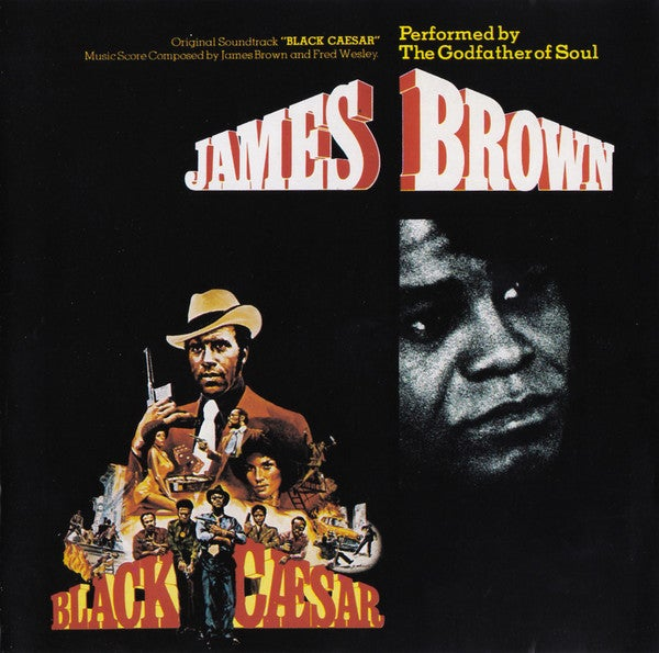 Image of JAMES BROWN - Black Caesar OST LP