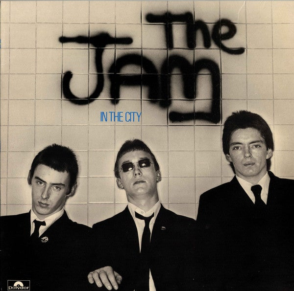 Image of THE JAM - In The City LP