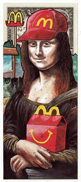 Image of Real Dollar Original. Mona Meal.