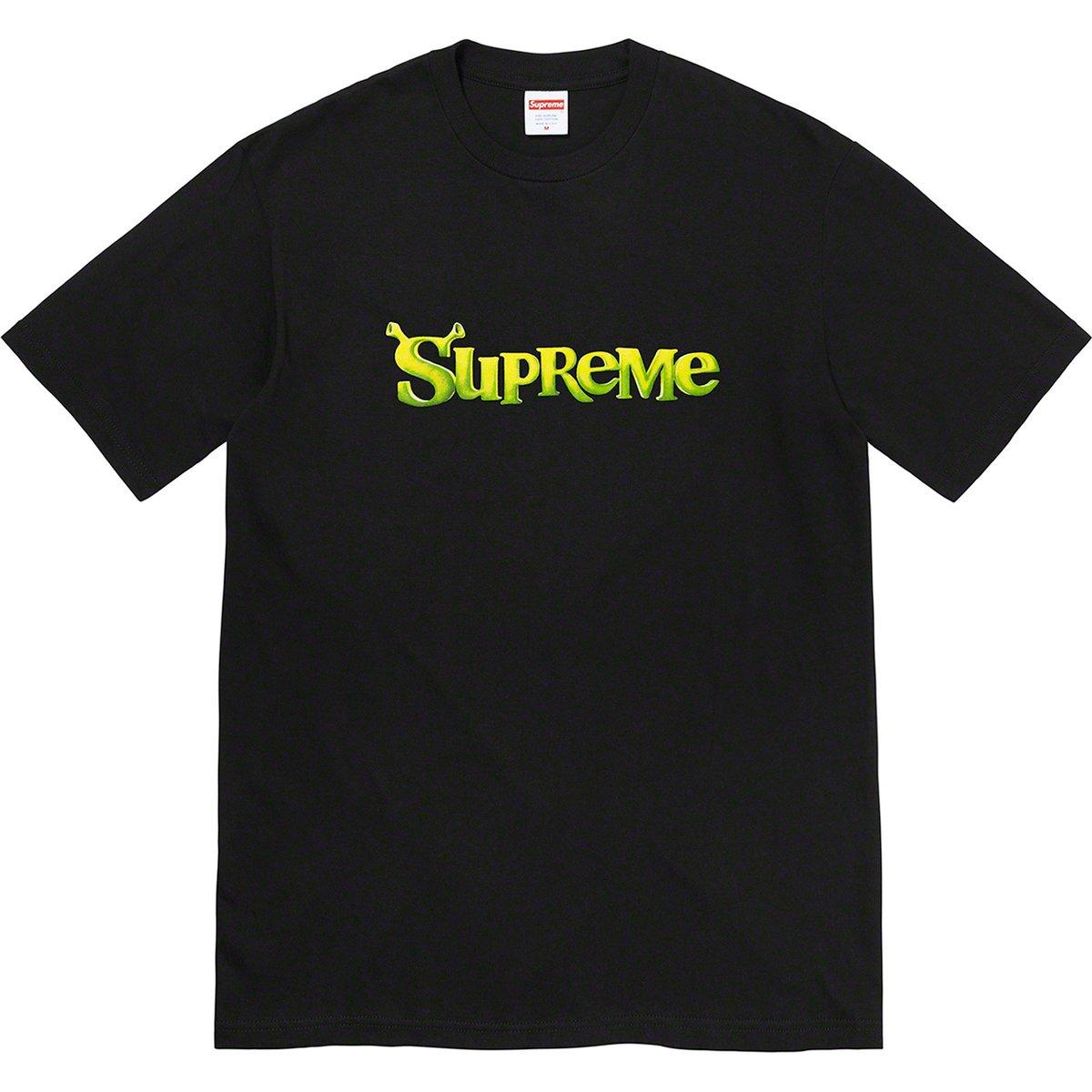Image of SUPREME Shrek Tee