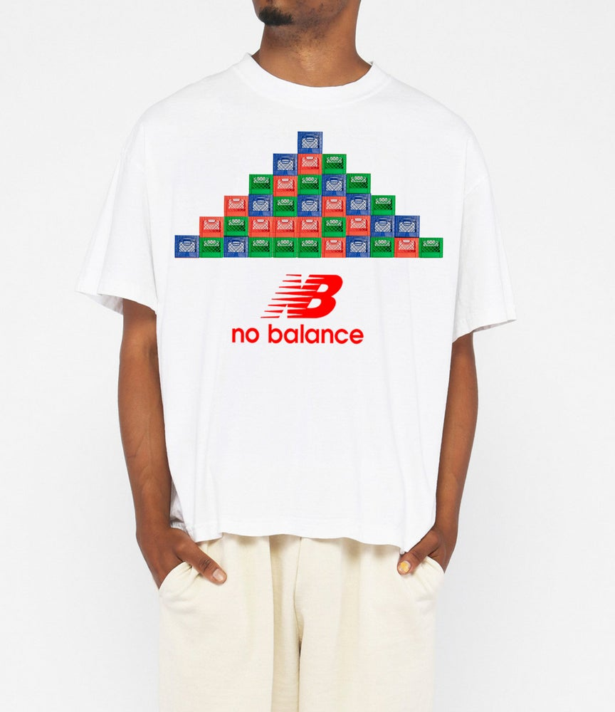 Image of No Balance Milk Crate Challenge