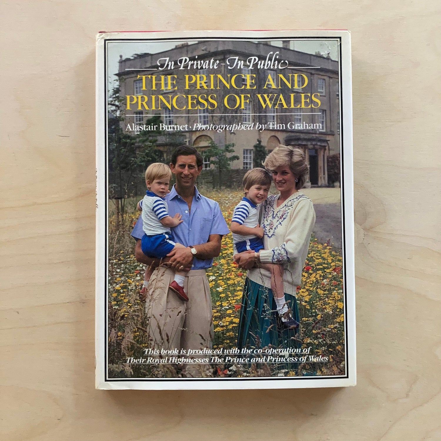 Image of In Private - In Public: The Prince and Princess of Wales