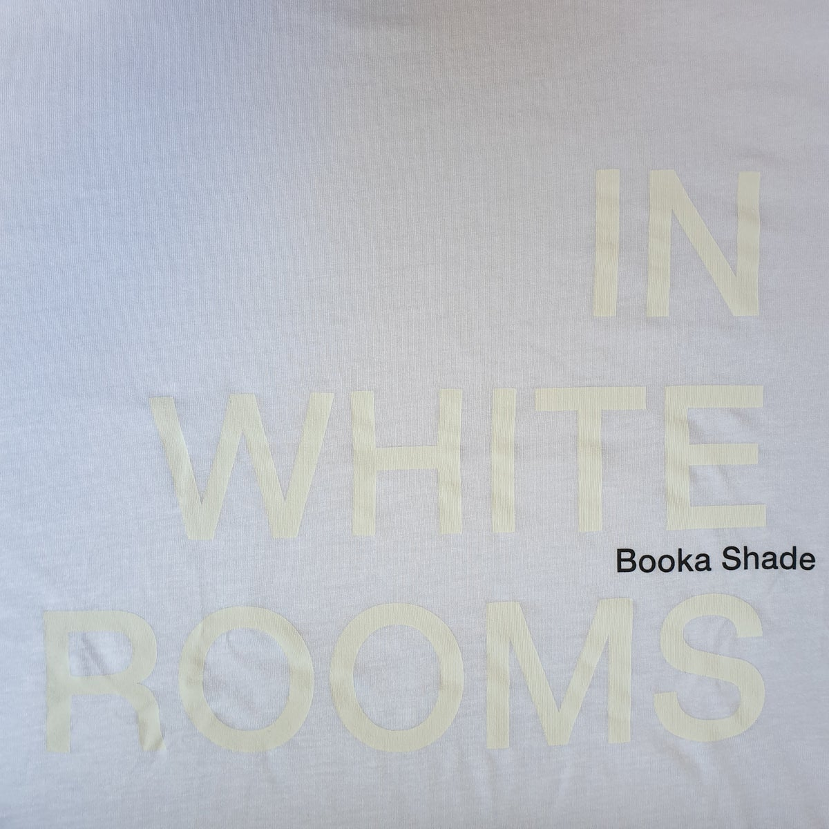 """""""In White Rooms"""" Shirt by Booka Shade"""