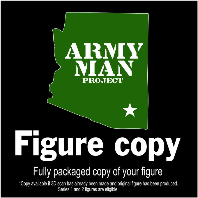 Image of Armyman Project figure copy