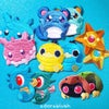 GASHAPON! Water Patches [Series 2]