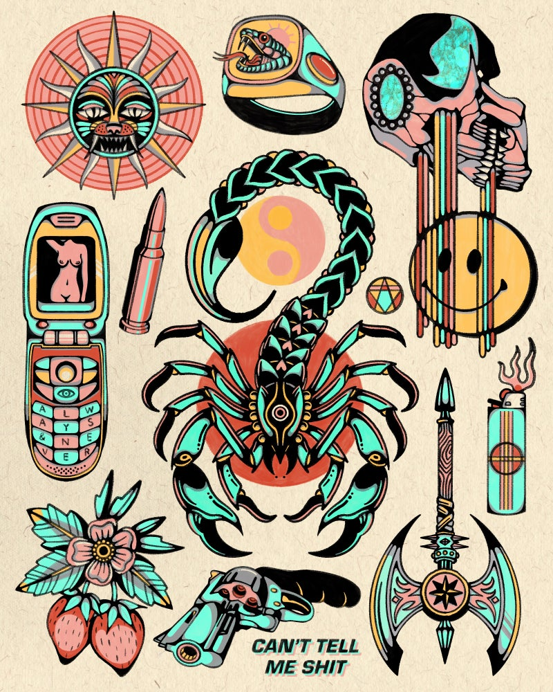 Image of Balance Art Print