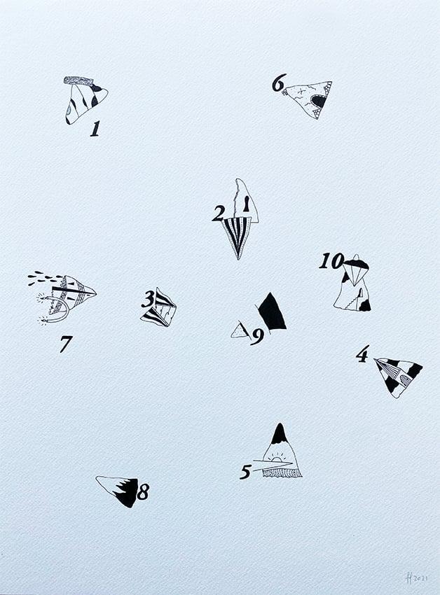 Image of Ten Mountain Studies