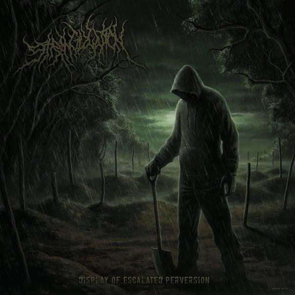Image of STRANGULATION - Display of Escalated Perversion CD
