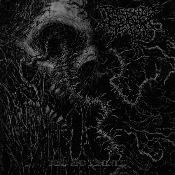 Image of PUTRESCENT SEEPAGE – Dead and Demented CD