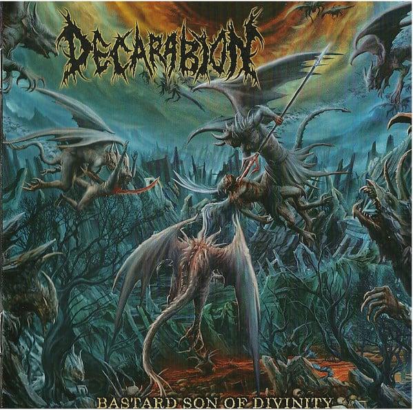 Image of DECARABION – Bastard Son of Divinity CD