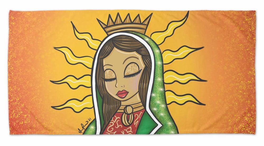 Virgencita Towel