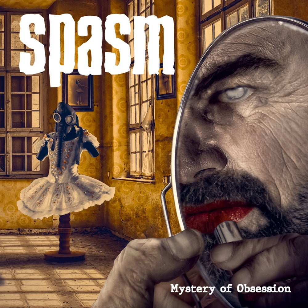 Image of SPASM - Mystery Of Obsession CD
