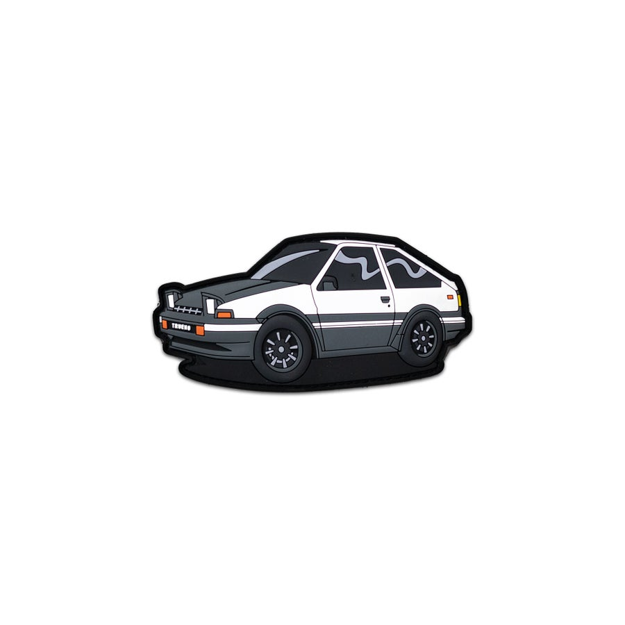 Image of Motorsports Series: Initial D AE86 Trueno Patch