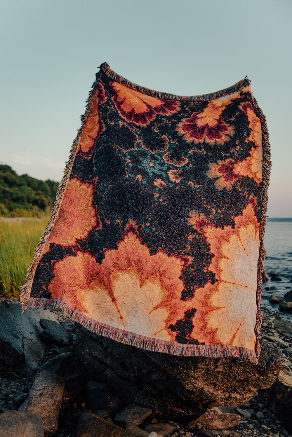 Limited Edition XL Woven Blanket