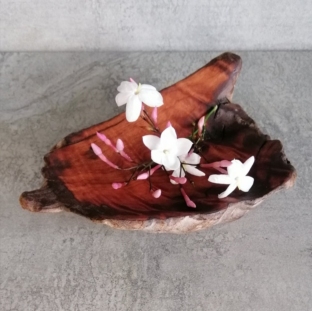 Image of Hand carved bowl