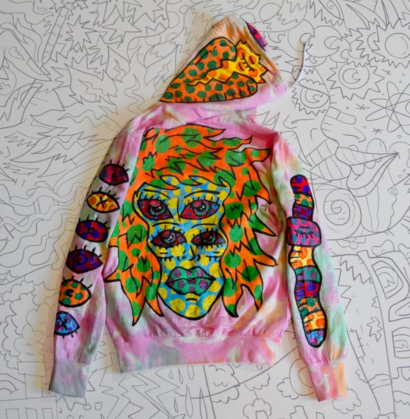 """Image of """"Creation Collection"""" Hoody 1/1 SMALL"""