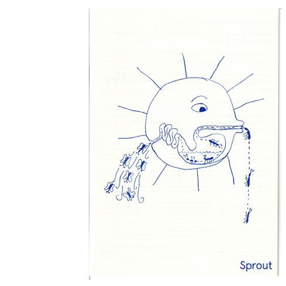 Image of Sprout Issue 4 - Resource