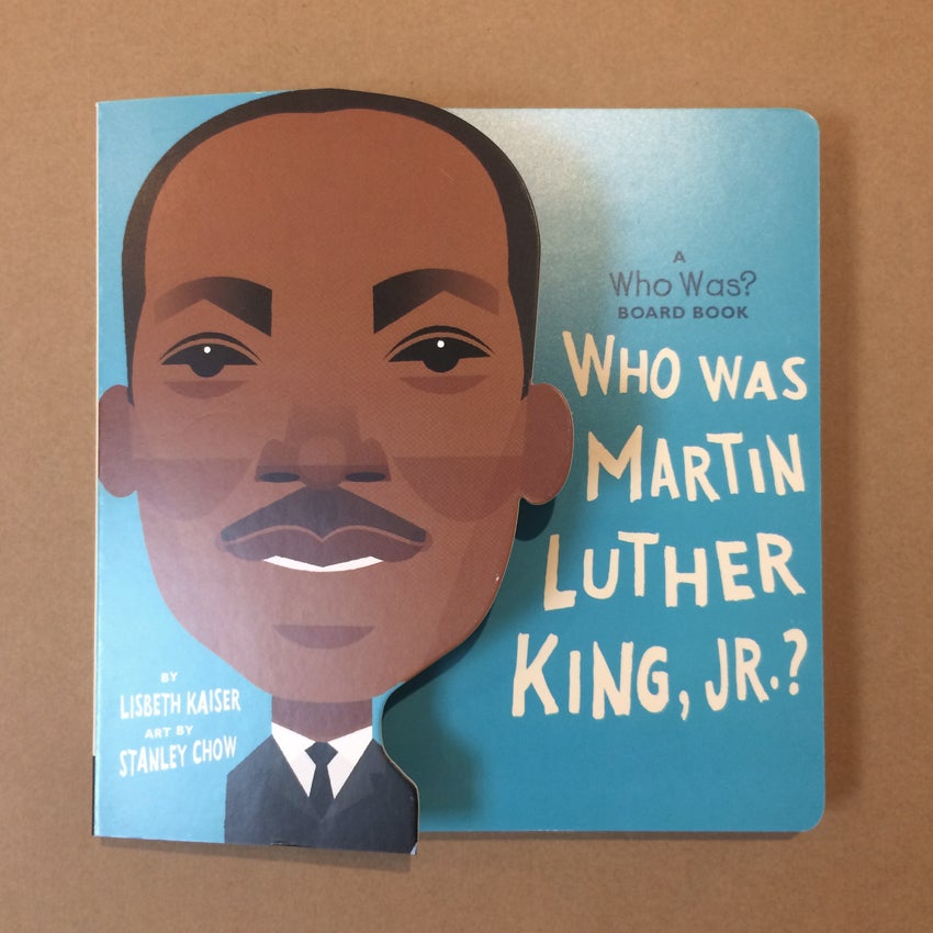 Who Was.. Martin Luther King Jr.?