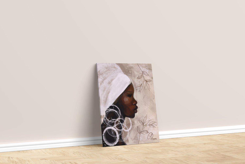 Image of Nahla   Art & Canvas Prints