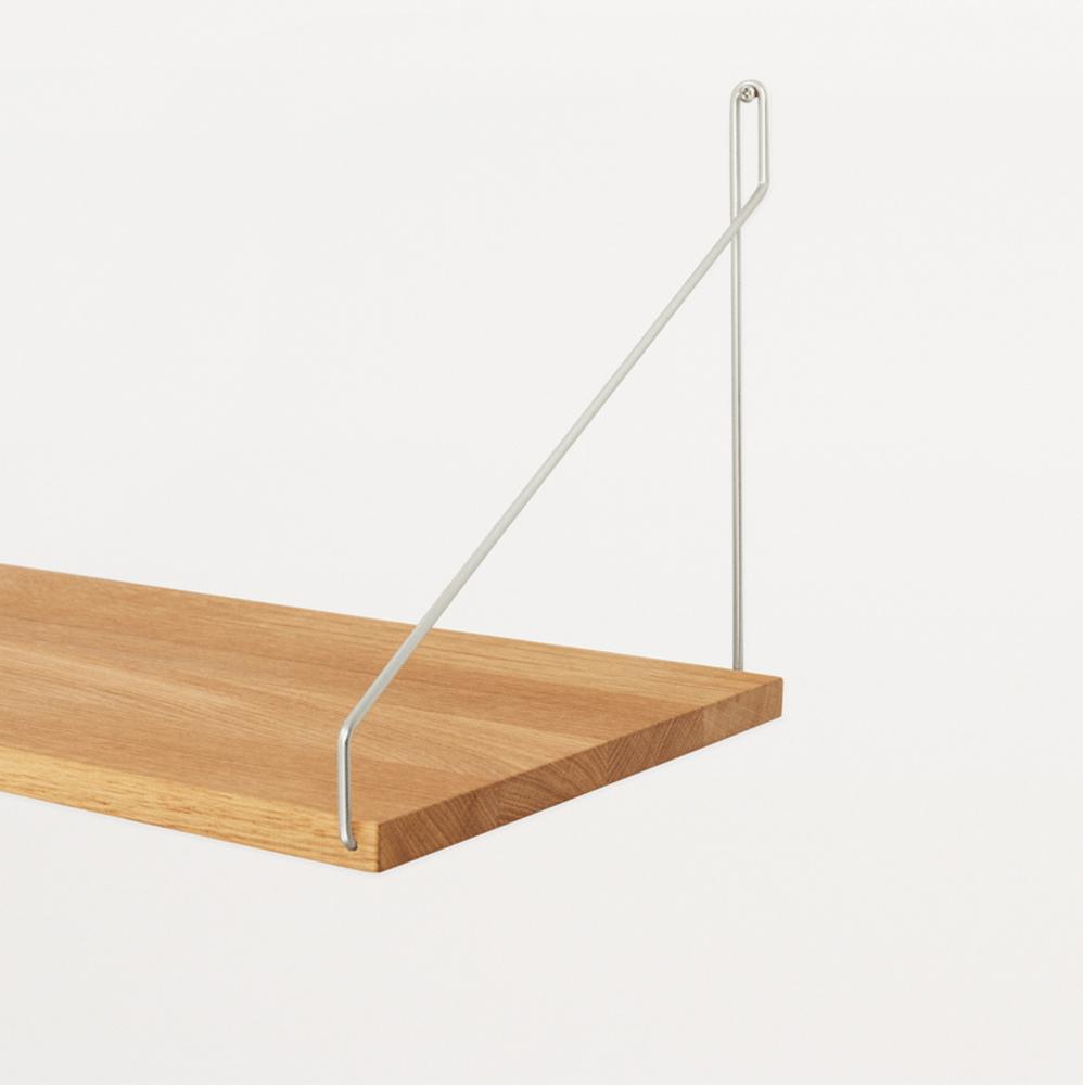 Image of Wall shelf W80 D20 by Frama
