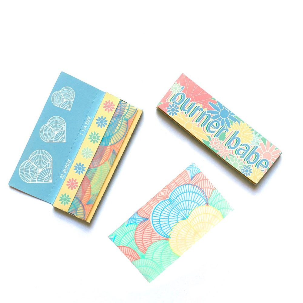 Image of Designer Rolling Papers | Sundial
