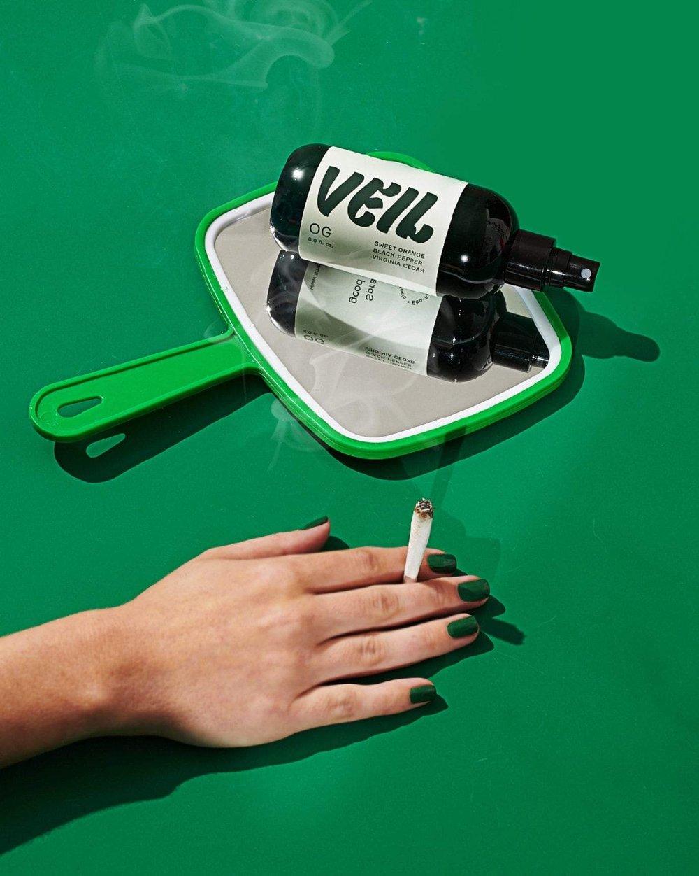 Image of Veil Odor Spray   8 oz