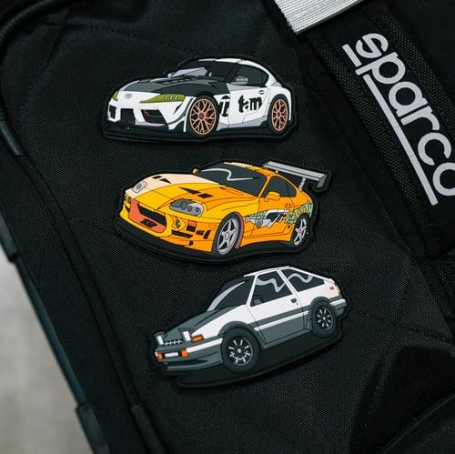 Image of Motorsports Series: F&F Supra Patch