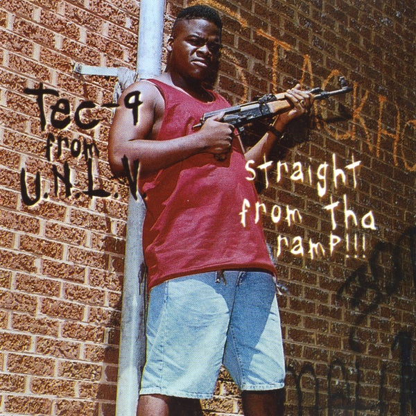Image of Tec-9 - Straight From Tha Ramp!!