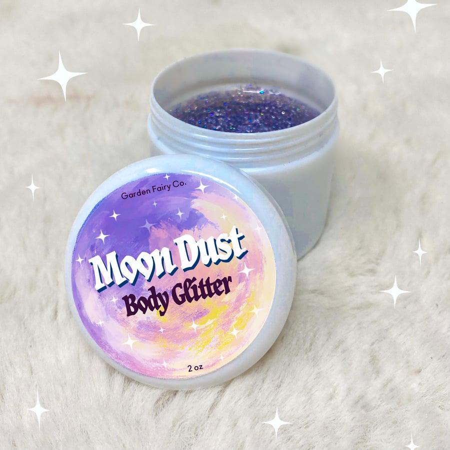 Image of Moon Dust Body Glitter