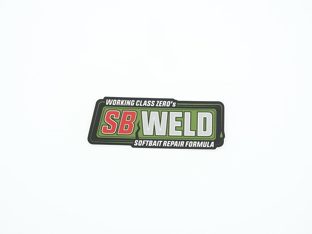 Image of SB Weld Sticker