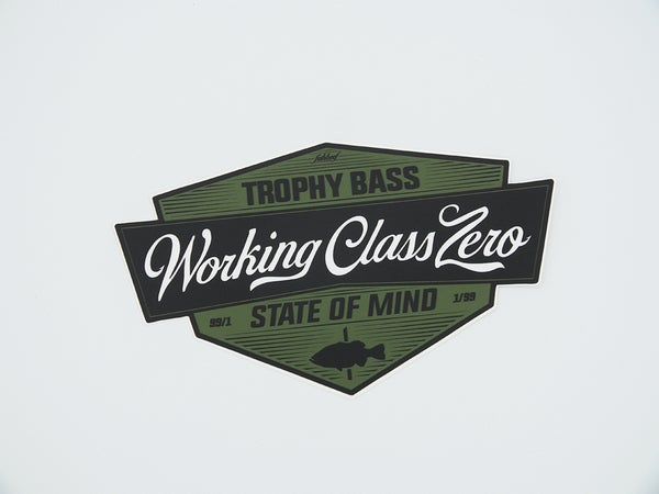 Image of Tradition Sticker (GREEN)