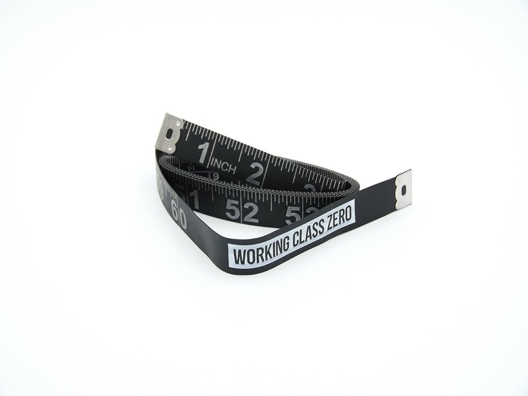 "Image of 60"" Black Measuring Tape"