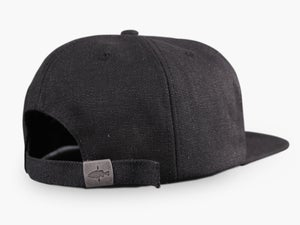Image of Echo Chamber Canvas Hat ( BLACK )