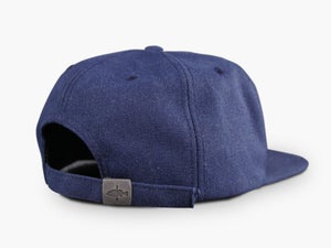 Image of Echo Chamber Canvas Hat (BLUE)