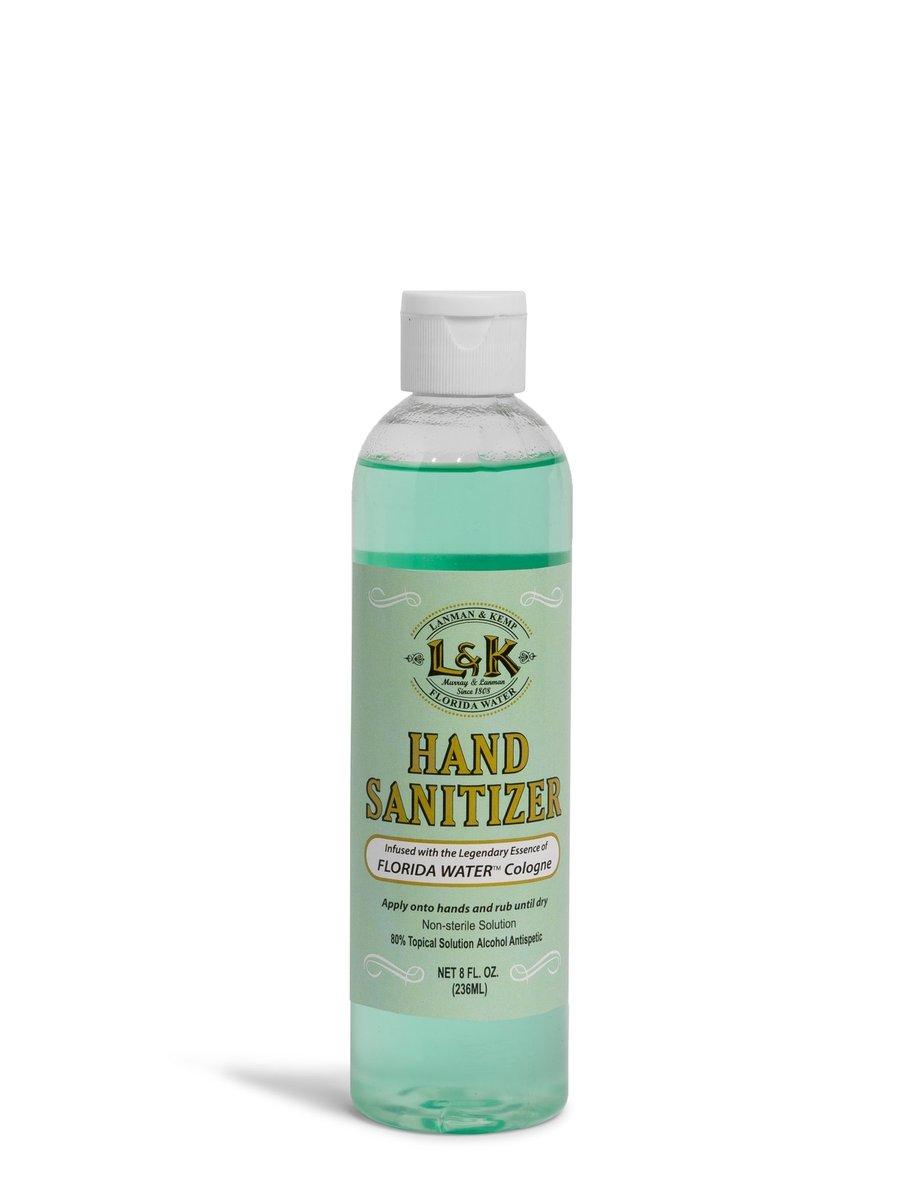 Image of Florida Water Hand Sanitizer | 8 oz