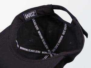 Image of Standard Logo Canvas Hat (BLACK)