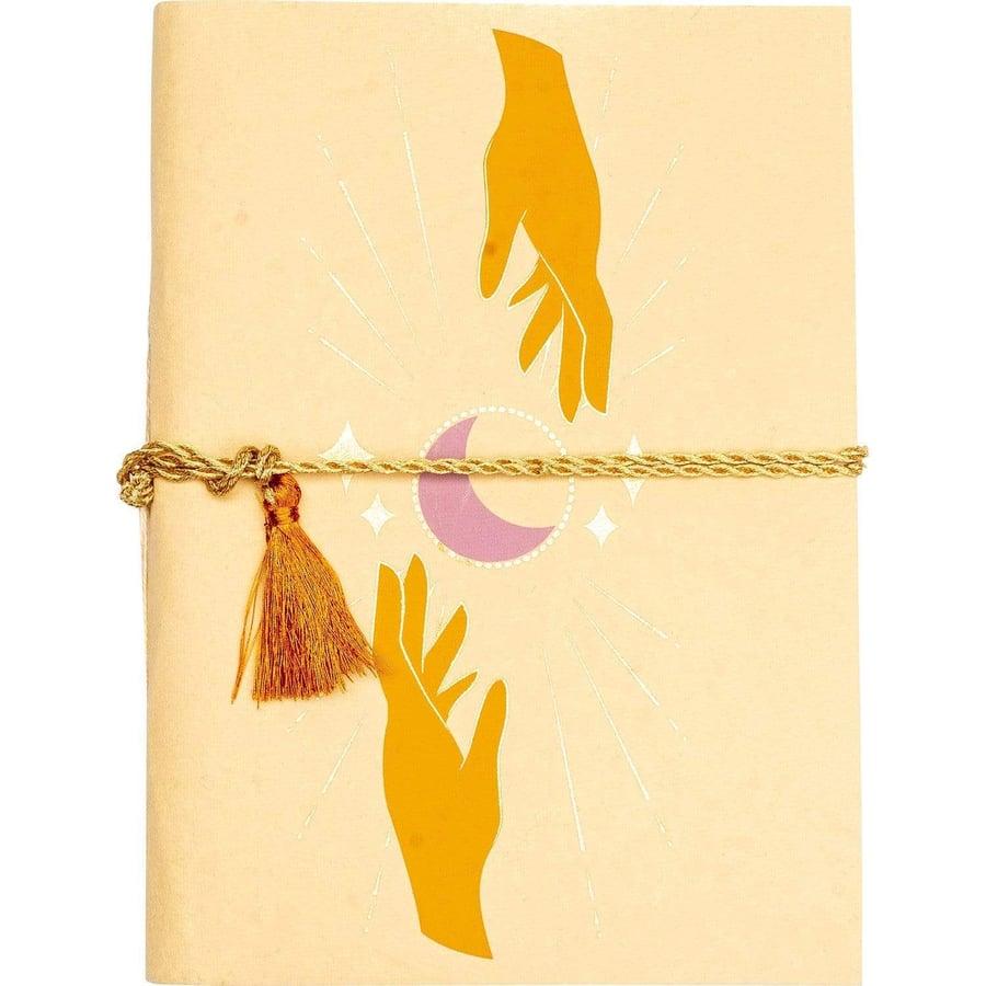 Image of Indukala Journal - Healing Hands | FAIR TRADE, ECO-FRIENDLY