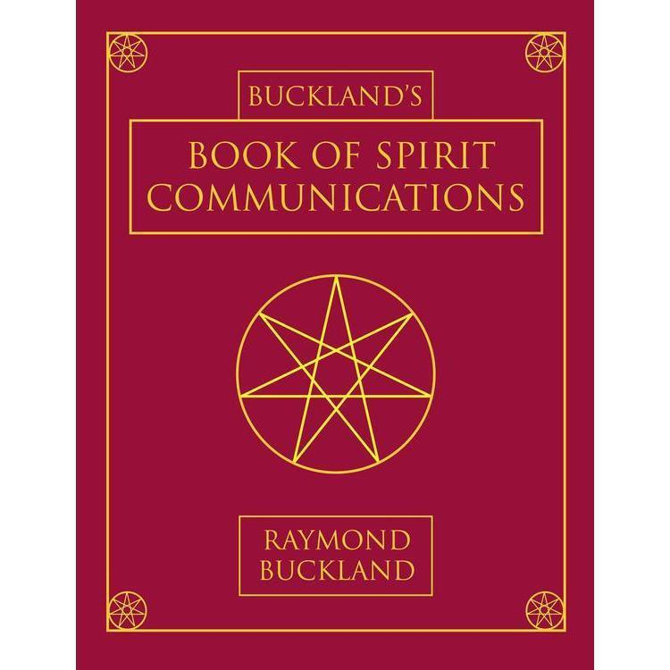 Image of Buckland's Book of Spirit Communications