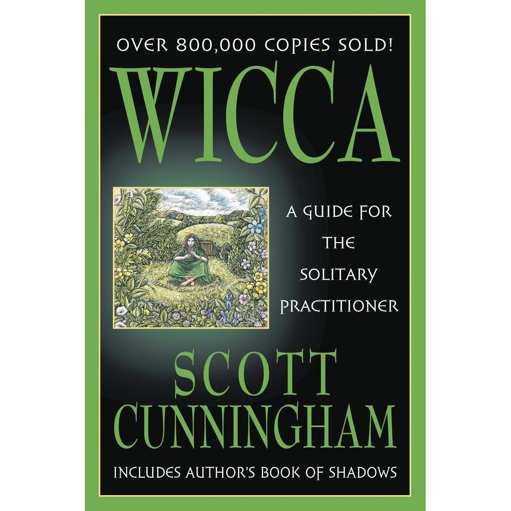 Image of Wicca: Guide for the Solitary Practitioner By Scott Cunningham