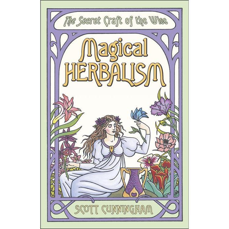 Image of Magical Herbalism by Scott Cunningham