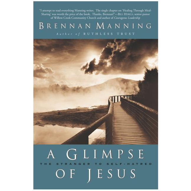 Image of A Glimpse of Jesus by Brennan Manning