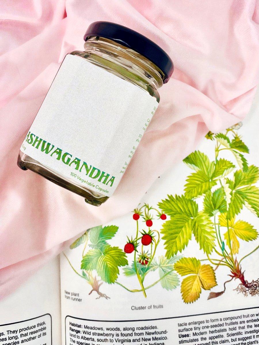 Image of Organic Ashwagandha Supplement