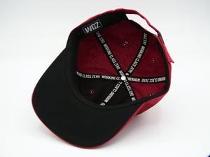 Image of Standard Logo Canvas Hat (CARDINAL)