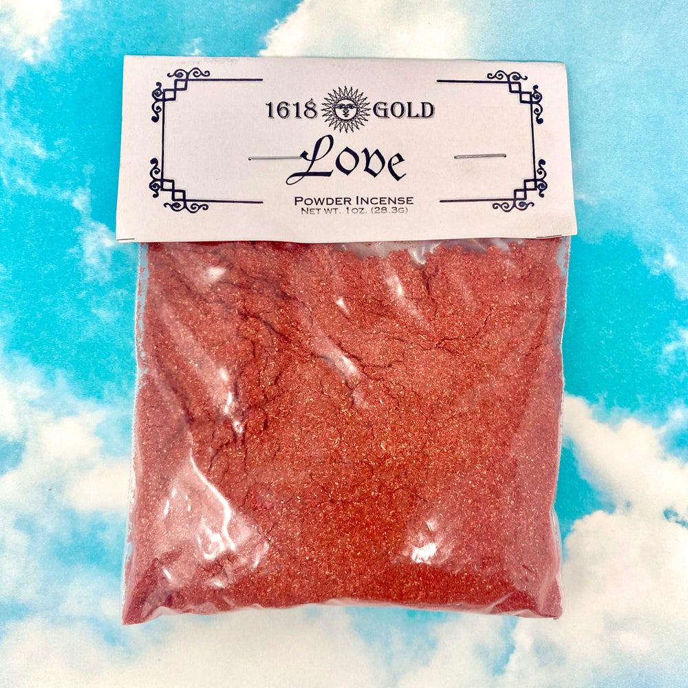 Image of Love Powdered Incense | 1 oz